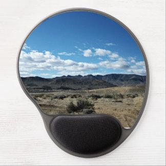 Nevada hermoso alfombrilla gel