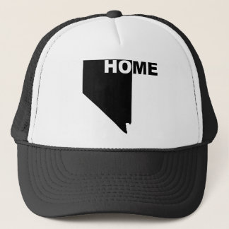 Nevada Home Away From State Ball Cap Hat