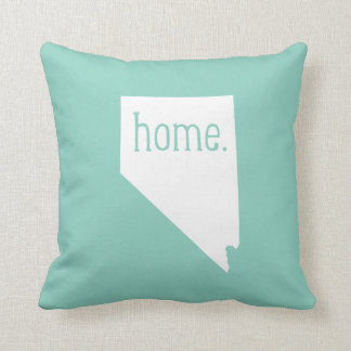 Nevada Home State Throw Pillow