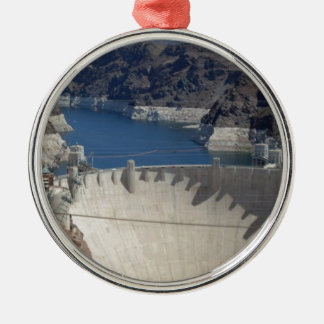 NEVADA - HOOVER DAM METAL ORNAMENT