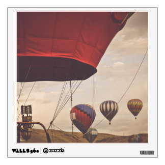 Nevada Hot Air Balloon Races Wall Sticker