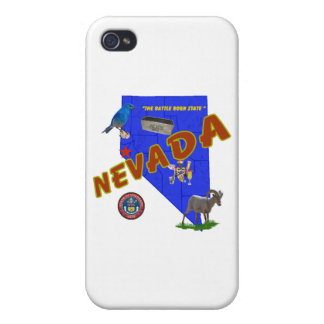 Nevada iPhone 4 Covers
