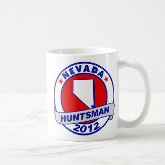 Nevada Jon Huntsman Classic White Coffee Mug