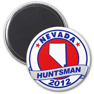 Nevada Jon Huntsman Magnet