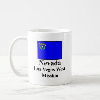 Nevada Las Vegas West Mission Mug