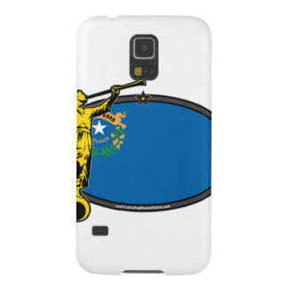 Nevada LDS Mission no Label Angel Moroni Cases For Galaxy S5