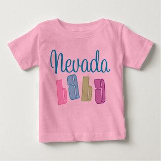 Nevada lindo embroma la camiseta