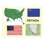 Nevada, los E.E.U.U. Postal