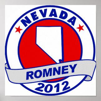 Nevada Mitt Romney Posters