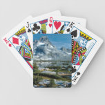 Nevada Mountains Poker Cards