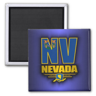 Nevada (NV) Magnet
