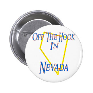 Nevada - Off The Hook Pinback Button
