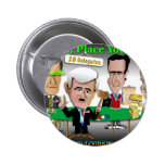 Nevada. Place Your Bets Pinback Button