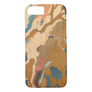 Nevada Plateau Geological iPhone 7 Case