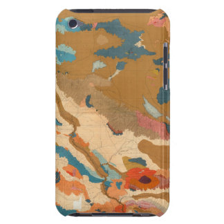 Nevada Plateau Geological iPod Case-Mate Cases