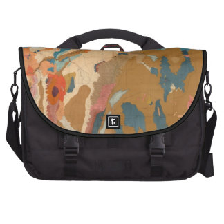Nevada Plateau Geological Commuter Bags