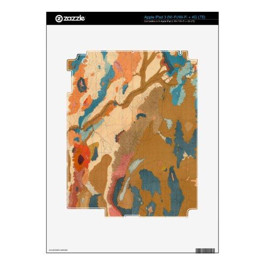 Nevada Plateau Geological Skins For iPad 3