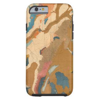 Nevada Plateau Geological Tough iPhone 6 Case