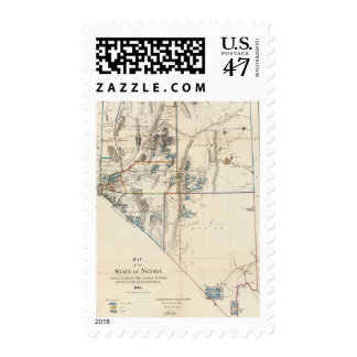 Nevada Postage
