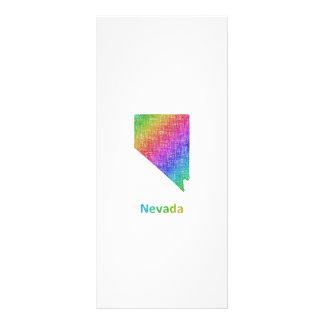 Nevada Rack Card