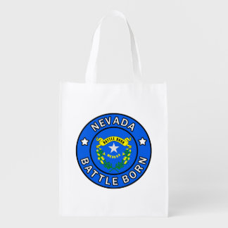 Nevada Reusable Grocery Bag