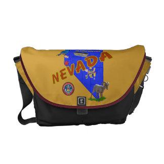 Nevada Rickshaw Messenger Bag