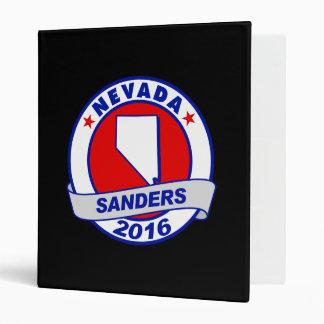nevada Sanders 2016.png Vinyl Binders