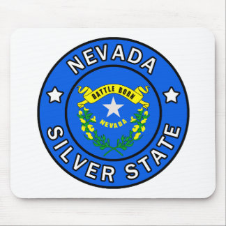 Nevada Silver State Mouse Pad