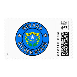 Nevada Silver State Postage