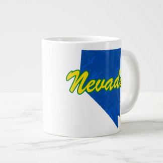 Nevada 20 Oz Large Ceramic Coffee Mug