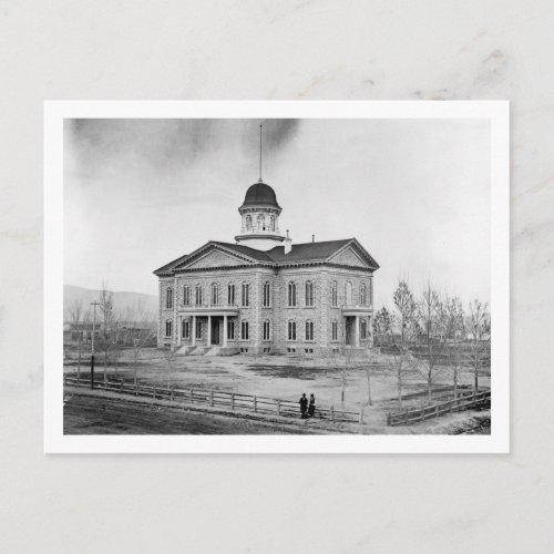 Nevada State Capitol Postcard postcard