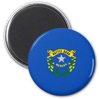 Nevada State Flag Design Magnet