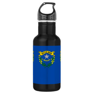 Nevada State Flag Liberty Bottle