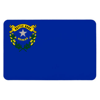 Nevada State Flag Magnet