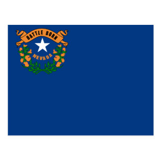 Nevada State Flag Post Cards