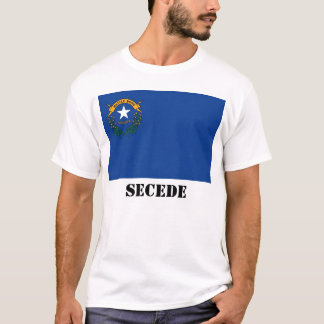 nevada state flag, SECEDE T-Shirt