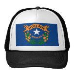 Nevada State Flag Trucker Hat