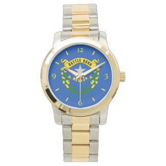 Nevada State Flag Watch Design