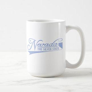 Nevada State of Mine Coffee Mug