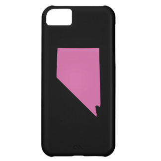 Nevada State Outline Cover For iPhone 5C