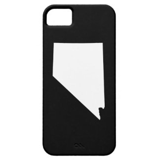 Nevada State Outline iPhone 5 Cases