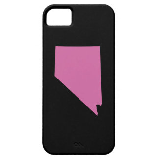 Nevada State Outline iPhone 5 Covers