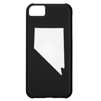 Nevada State Outline iPhone 5C Covers