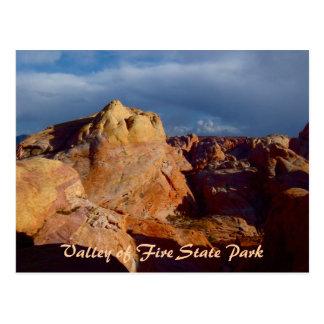 Nevada State Parks Postcard