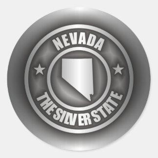 """Nevada Steel"" Stickers"