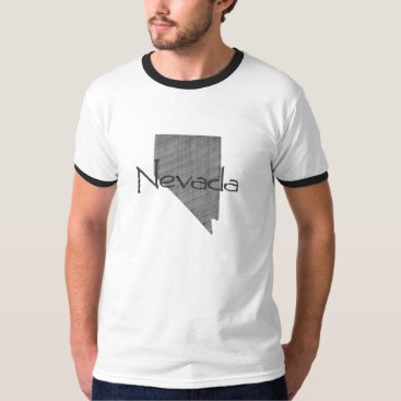 USA Themed Nevada T-Shirt
