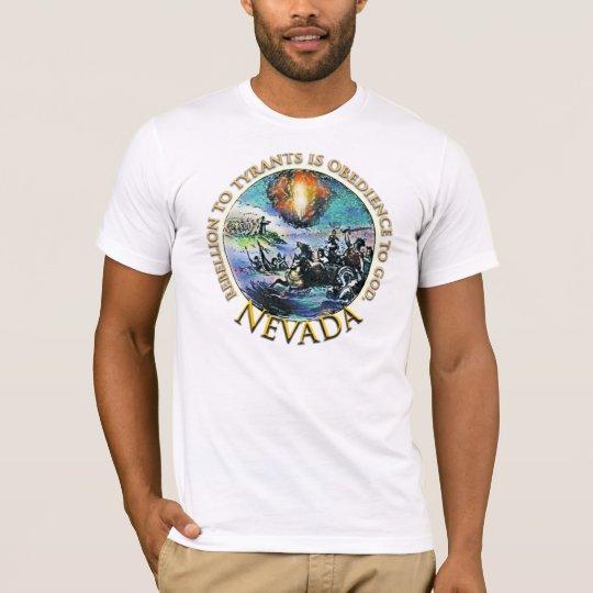 Nevada Tea Party t-shirts