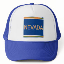 Nevada Trucker Hat - Cap