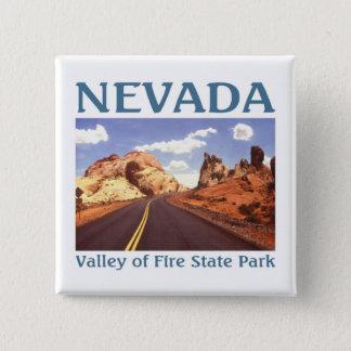 Nevada USA Pinback Button