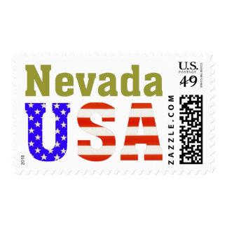 Nevada USA! Postage Stamp